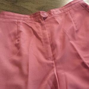 Koret Pink Women's 16 Dress Pants